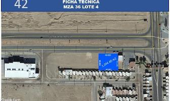 Foto de terreno habitacional en venta en  , hacienda de los portales 3a sección, mexicali, baja california, 12812907 No. 01