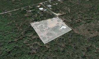 Foto de terreno habitacional en venta en  , hacienda inn, mérida, yucatán, 11780924 No. 01