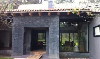 Foto de casa en renta en hacienda santana s/n hacienda santana , cuadrilla de dolores, valle de bravo, méxico, 4630475 No. 01