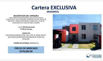 Foto de casa en venta en haciendo de girasoles 162, tizayuca, tizayuca, hidalgo, 11139512 No. 01