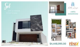 Foto de casa en venta en  , horizontes, san luis potosí, san luis potosí, 14031150 No. 01