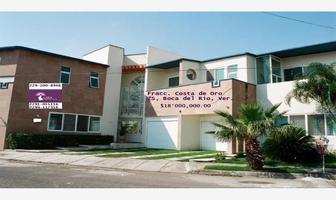 Foto de casa en venta en huachinango 407, costa de oro, boca del río, veracruz de ignacio de la llave, 0 No. 01