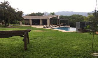 Foto de rancho en venta en  , huajuquito o los cavazos, santiago, nuevo león, 16394708 No. 01