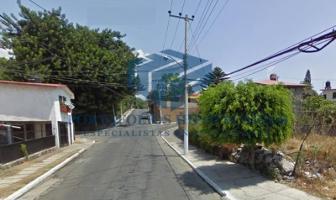Foto de terreno habitacional en venta en hule 19, delicias, cuernavaca, morelos, 3299394 No. 01