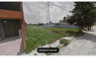 Foto de terreno habitacional en venta en ignacio allende , san miguel totocuitlapilco, metepec, méxico, 6040632 No. 01