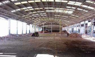 Foto de nave industrial en renta en  , industrial vallejo, azcapotzalco, df / cdmx, 10763293 No. 01