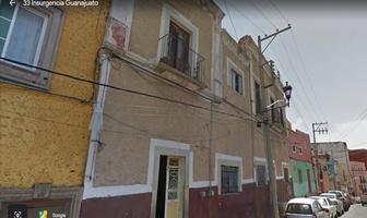 Foto de casa en venta en insurgencia , guanajuato centro, guanajuato, guanajuato, 15407630 No. 01