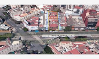 Foto de terreno comercial en venta en insurgentes sur 389, hipódromo, cuauhtémoc, df / cdmx, 13751278 No. 01