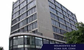 Foto de edificio en venta en insurgentes sur , roma sur, cuauhtémoc, df / cdmx, 14223610 No. 01