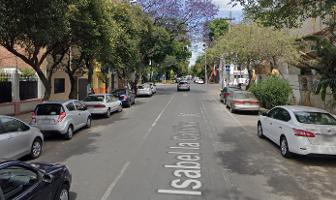 Foto de terreno habitacional en venta en isabel la católica , álamos, benito juárez, df / cdmx, 13088744 No. 01