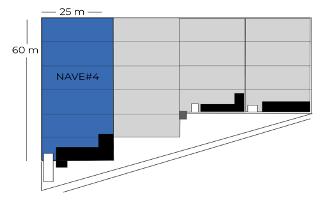 Foto de nave industrial en renta en  , isidro fabela, lerma, méxico, 11535332 No. 01