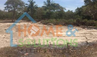 Foto de terreno habitacional en venta en  , isla aguada, carmen, campeche, 13841702 No. 01