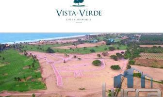 Foto de terreno habitacional en venta en  , isla de la piedra, mazatlán, sinaloa, 8965839 No. 01
