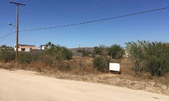 Foto de terreno habitacional en venta en isla san marcos , los tabachines, la paz, baja california sur, 10675732 No. 01