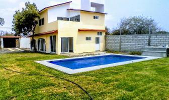 Foto de casa en venta en ixcoatl 21, centro vacacional oaxtepec, yautepec, morelos, 12520023 No. 01