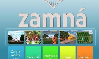 Foto de terreno habitacional en venta en  , izamal, izamal, yucatán, 11704875 No. 01