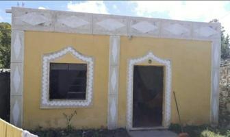 Foto de casa en venta en  , izamal, izamal, yucatán, 19010028 No. 01