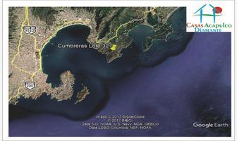 Foto de terreno habitacional en venta en jacques cousteau 32, brisas del marqués las brisas, brisas del marqués, acapulco de juárez, guerrero, 5606921 No. 01