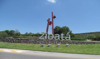 Foto de terreno habitacional en venta en jade 1, desarrollo habitacional zibata, el marqués, querétaro, 0 No. 01