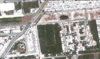 Foto de terreno habitacional en venta en  , jardines cancún, benito juárez, quintana roo, 10347753 No. 01