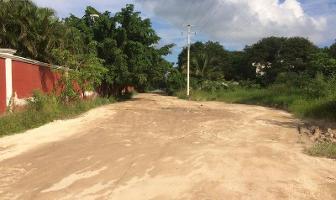 Foto de terreno habitacional en venta en  , jardines cancún, benito juárez, quintana roo, 10455855 No. 01