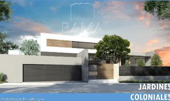 Foto de casa en venta en  , jardines coloniales 1er sector, san pedro garza garcía, nuevo león, 2442975 No. 01
