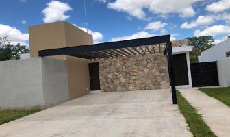 Foto de casa en venta en jardines de la rejollada pich 64, kiktel, mérida, yucatán, 0 No. 01
