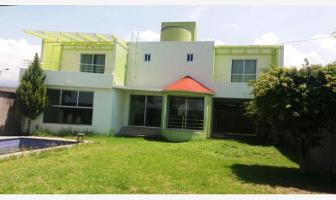 Foto de casa en venta en  , jardines de tlayacapan, tlayacapan, morelos, 6524251 No. 01