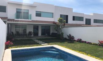 Foto de casa en venta en  , jardines de xochitepec, xochitepec, morelos, 8711698 No. 01