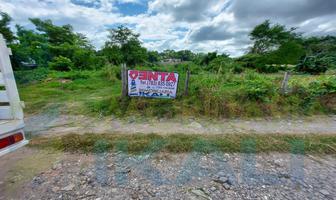 Foto de terreno habitacional en venta en  , jazmín, tuxpan, veracruz de ignacio de la llave, 5789174 No. 01
