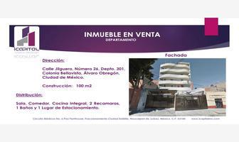 Foto de departamento en venta en jilguero 26, bellavista, álvaro obregón, df / cdmx, 5962956 No. 01