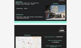 Foto de departamento en venta en jilguero 26, bellavista, álvaro obregón, distrito federal, 7104041 No. 01