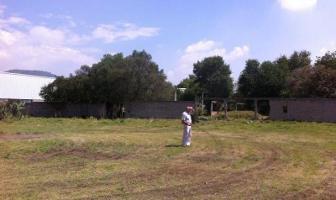 Foto de terreno comercial en venta en jorge jimenez cantú 4, los reyes acaquilpan centro, la paz, méxico, 10205285 No. 01