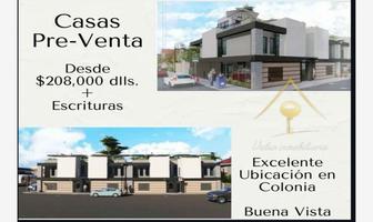 Foto de casa en venta en juan ojeda 805, buena vista, tijuana, baja california, 0 No. 01