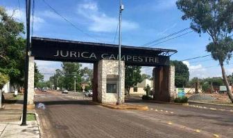 Foto de terreno habitacional en venta en jurica , jurica, querétaro, querétaro, 11182981 No. 01