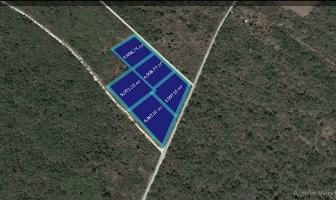 Foto de terreno habitacional en venta en  , kanasin, kanasín, yucatán, 14299704 No. 01