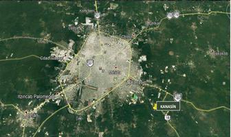 Foto de terreno habitacional en venta en  , kanasin, kanasín, yucatán, 6780987 No. 01
