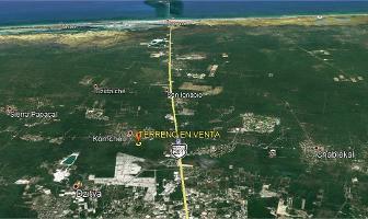 Foto de terreno habitacional en venta en  , mérida, mérida, yucatán, 10906948 No. 01