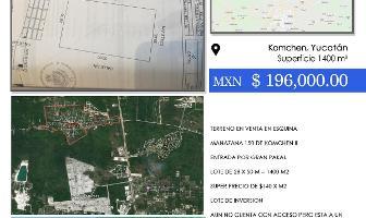 Foto de terreno habitacional en venta en  , komchen, mérida, yucatán, 13853881 No. 01