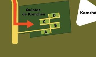 Foto de terreno habitacional en venta en  , komchen, mérida, yucatán, 13854261 No. 01