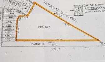 Foto de terreno habitacional en venta en  , komchen, mérida, yucatán, 13894797 No. 01