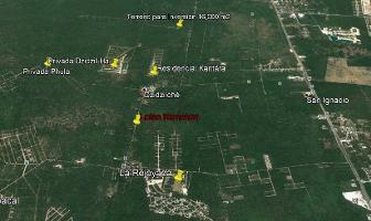 Foto de terreno habitacional en venta en  , komchen, mérida, yucatán, 6907681 No. 01