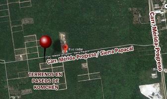 Foto de terreno habitacional en venta en  , komchen, mérida, yucatán, 6908089 No. 01
