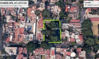 Foto de terreno habitacional en venta en kramer , atlántida, coyoacán, df / cdmx, 10994199 No. 01