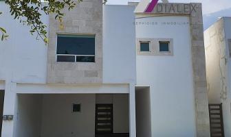 Foto de casa en renta en  , la alhambra, monterrey, nuevo león, 0 No. 01