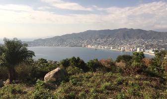 Foto de terreno habitacional en venta en  , la cima, acapulco de juárez, guerrero, 5619239 No. 01