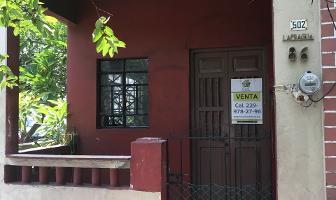 Foto de casa en venta en la fragua , veracruz centro, veracruz, veracruz de ignacio de la llave, 0 No. 01