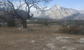 Foto de terreno habitacional en venta en  , la huasteca 1er sect, santa catarina, nuevo león, 18447116 No. 01