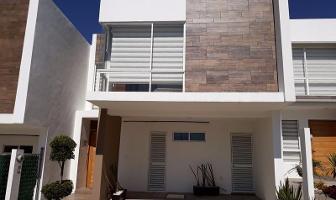 Foto de casa en venta en  , la isla lomas de angelópolis, san andrés cholula, puebla, 10510757 No. 01