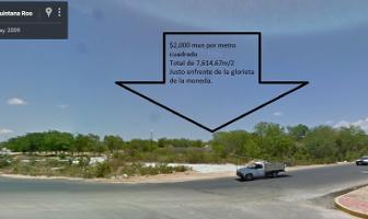 Foto de terreno habitacional en venta en la joya , ejidal, solidaridad, quintana roo, 3378200 No. 01